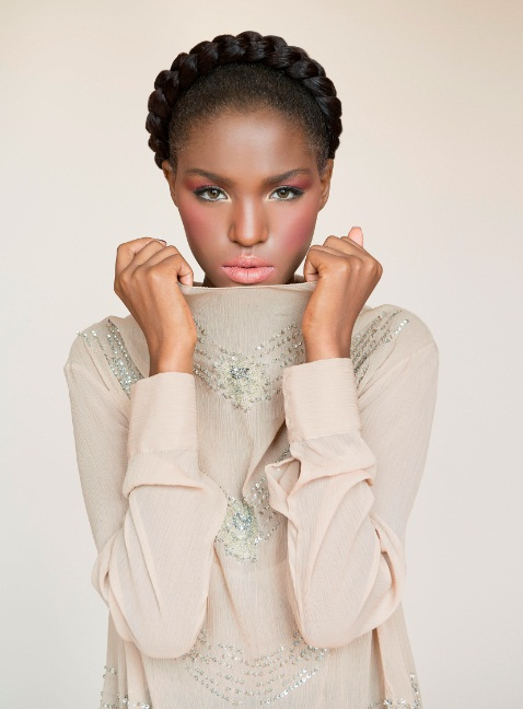 Yityish Titi Aynaw / ייטאייש איינאו beautiful ethiopian jewish woman